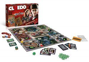 Cluedo Harry Potter Edition, Brettspiel, Detektivspiel