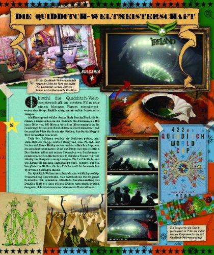 Harry Potter: Der große Filmzauber, Harry Potter Buch, Fanbuch, Filme