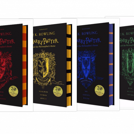 """Harry Potter and the Philosopher´s Stone -House Editions"" von J.K. Rowling"