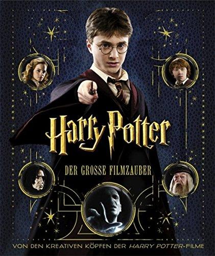 Harry Potter: Der große Filmzauber Buch, Fanbuch, Harry Potter Filme