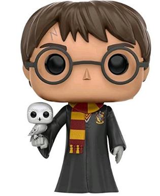 """Funko Pop! Figur """"Harry Potter mit Hedwig"""" Sammelfigur Vinylfigur"""