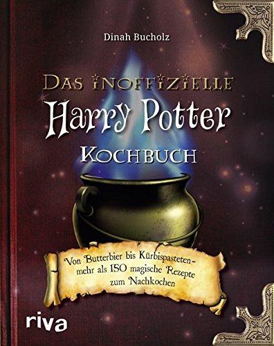 Harry Potter Kochbuch kochen butterbier