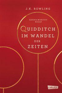 Buch: Quidditch im Wandel der Zeiten / Harry Potter Schulbuch