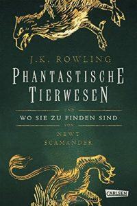 Phantastische Tierwesen das Buch /Harry Potter Schulbuch
