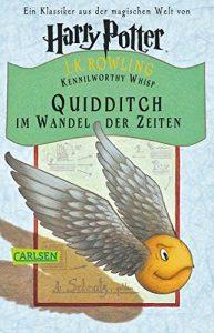 Quidditch im Wandel der Zeiten, Harry Potter Buch, Schulbuch