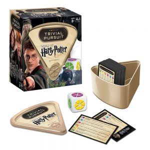 Trivial Pursuit Harry Potter Edition, Kartenspiel, Fragespiel, Quiz