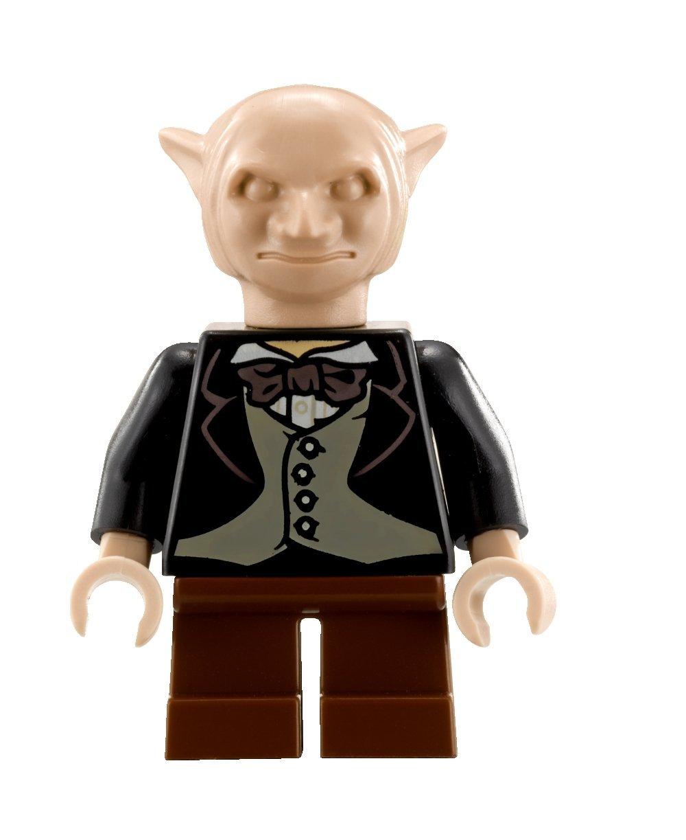 Kobold, Minifigur LEGO-Set Winkelgasse 10217 Harry Potter