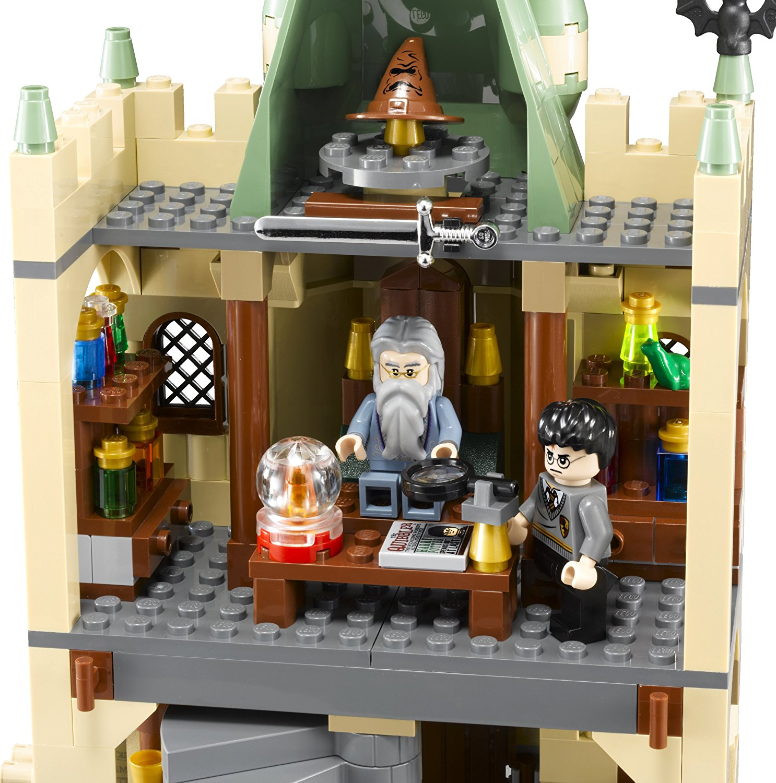 Dumbledores Büro set lego hogwarts schloss 4842 harry potter