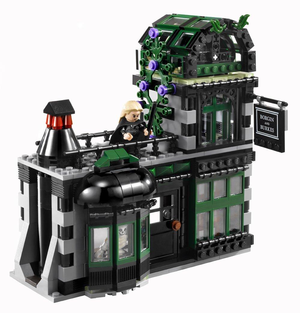 Borgin & Burkes LEGO-Set Winkelgasse 10217
