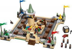 LEGO-Spiel Harry Potter Hogwarts 3862 Brettspiel