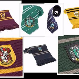 Schals und Krawatten