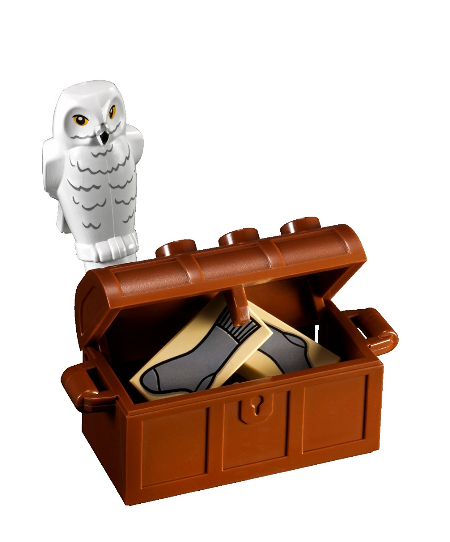 Truhe aus Der Fahrende Ritter 4866 Harry Potter LEGO-Set