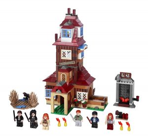 LEGO-Set Fuchsbau 4840 aus Harry Potter