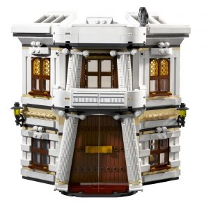 Zaubererbank Gringotts aus dem LEGO-Set Winkelgasse 10217 Harry Potter