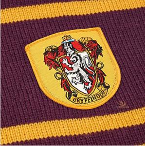 Wappen Gryffindor-Schal Harry Potter Hogwarts