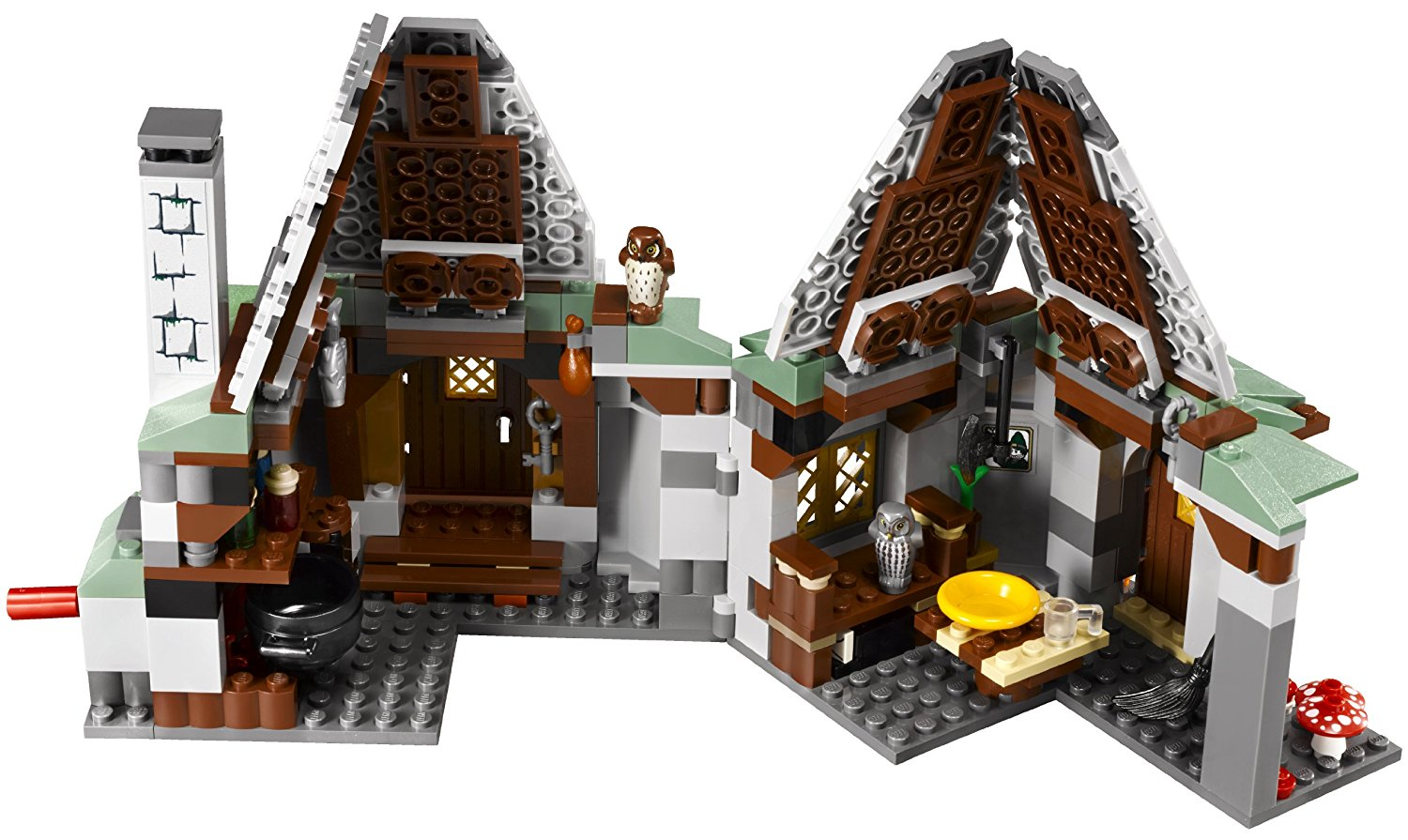 Hagrids h tte 4738 fantasium - Harry potter casa ...