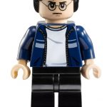 Harry Muggelkleidung Minifigur LEGO-Set Winkelgasse 10217 Harry Potter