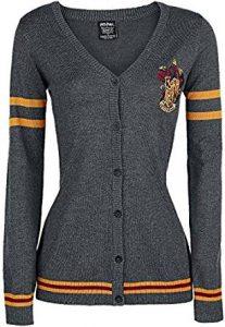 Harry Potter Cardigan/Strickjacke Gryffindor Wappen