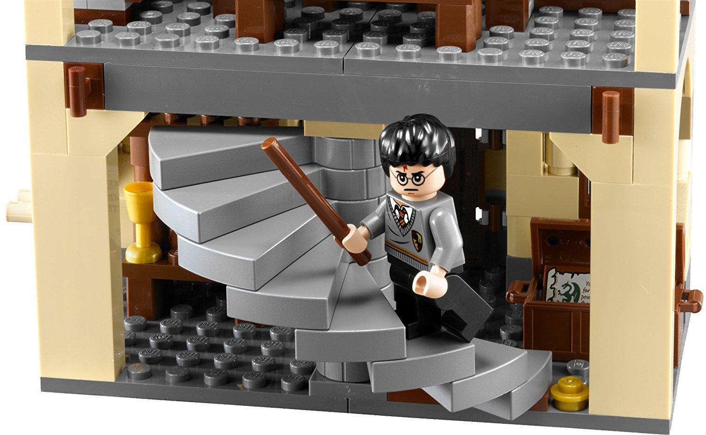 Harry Minifigur LEGO-Set Schloss Hogwarts 4842 Harry Potter