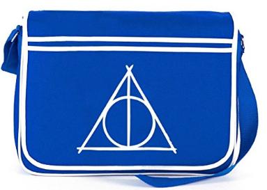Harry Potter Umhängetasche blau