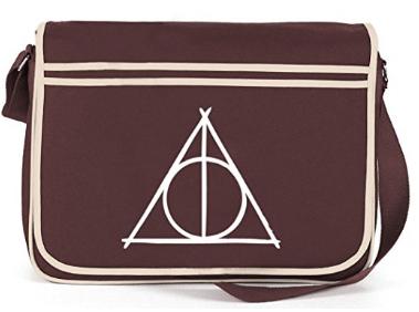 Harry Potter Umhängetasche braun