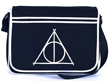 Harry Potter Umhängetasche dunkelblau