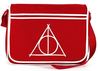 Harry Potter Umhängetasche rot