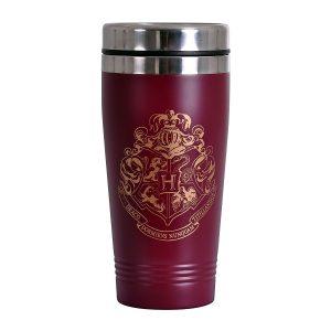 Coffee-To-Go-Becher (Thermobecher) mit Hogwarts-Wappen