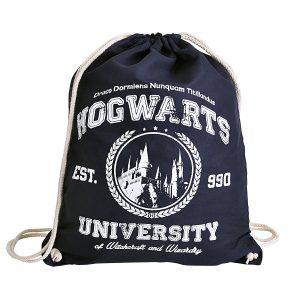 """Hogwarts University"" Turnbeutel  Harry Potter"
