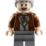 Mr Ollivander, Minifigur LEGO-Set Winkelgasse 10217 Harry Potter
