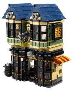 Harry Potter Zauberstabladen Ollivanders  LEGO-Set Winkelgasse 10217