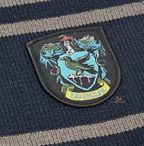 Wappen auf dem Ravenclaw-Schal