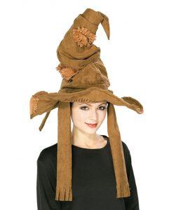 Sprechende Hut als Kostüm  Harry Potter Fans
