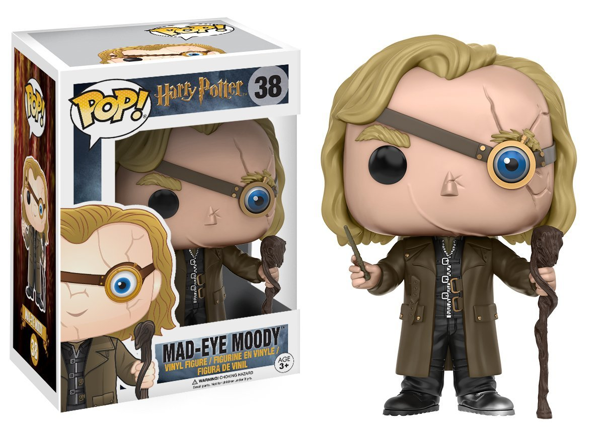 Mad-Eye Moody als Funko Pop! Figur aus Harry Potter