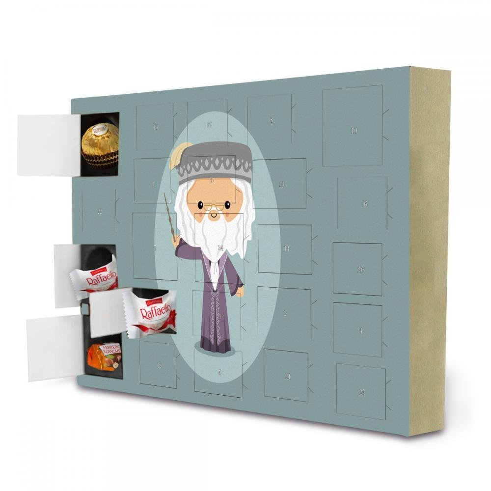 dumbledore adventskalender f r alle harry potter fans fantasium. Black Bedroom Furniture Sets. Home Design Ideas