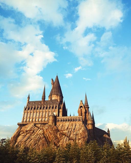 harry potter, assistenten, hogwarts