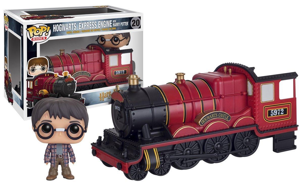 Harry Potter Funko Pop! Figur mit Hogwarts-Express