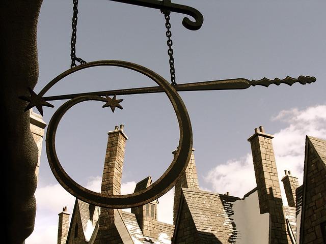 zauberstäbe, harry potter, hogwarts