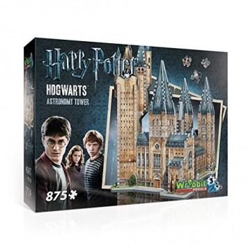 Astronomieturm Hogwarts Schloss 3d puzzle Harry Potter