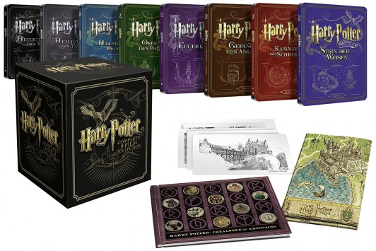 Harry Potter Ultimate Collector´s Edition