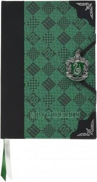 Deluxe Notizbuch Tagebuch von Slytherin