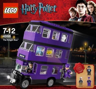 Der Fahrende Ritter (4866) - LEGO-Set aus Harry Potter