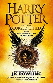 Harry Poter and the Cursed Child (englisches Original) Buch Book