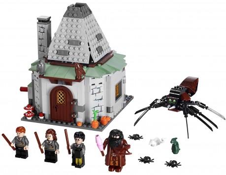 Hagrids Hütte (4738), Lego-Set aus Harry Potter