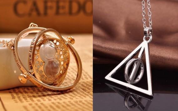 Halsketten Set Harry Potter