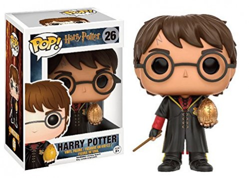 Harry Potter Funko Pop! Figur Goldenes Ei Trimagisches Turnier