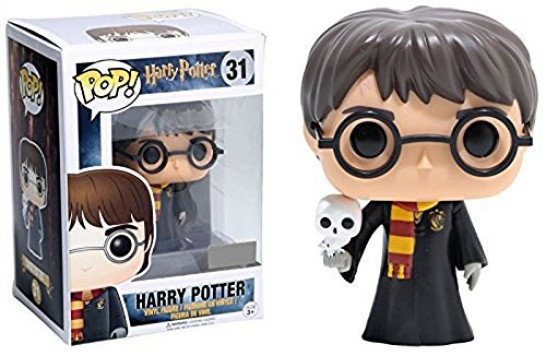 Harry Potter Funko Pop! Sammelfigur mit Hedwig