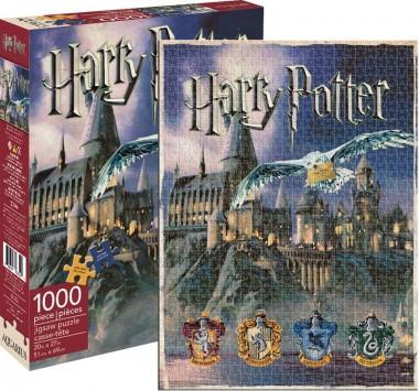 Harry Potter Puzzle Hogwarts, 1000 Teile