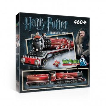 Hogwarts Express Harry Potter 3d Puzzle