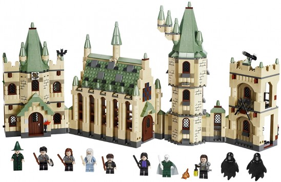 LEGO Set Hogwarts Schloss 4842 Harry Potter